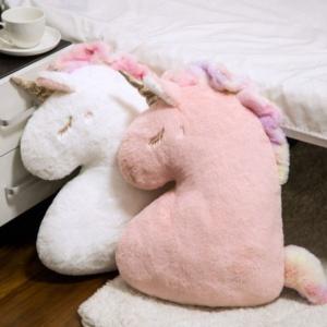 Kawaii Pillow Sleepy Unicorn Pillow | NEW Cute Cushion