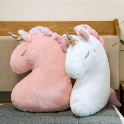 Kawaii Plushies Sleepy Unicorn Pillow | NEW Cute Stuffed Animals
