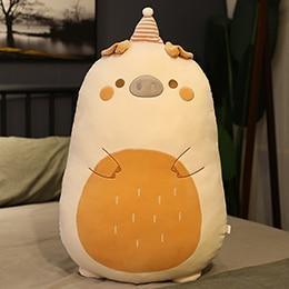 Kawaii Plushies Pancake Plushie Party Collection Cute Stuffed Animals