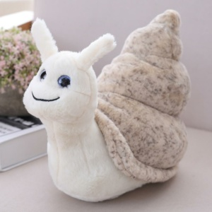 Kawaii Plushies Steve The Sea Snail Cute Stuffed Animals