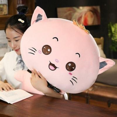 Kawaii Plushies Princess Kitty and My Prince Tigger Cute Stuffed Animals