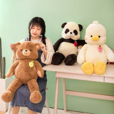 Kawaii Plushies Sweet Fluffy Pals   NEW Cute Stuffed Animals