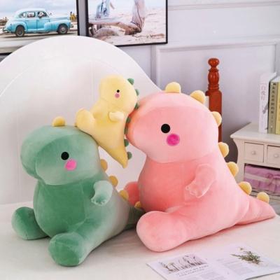 Kawaii Plushies Taco, Taki & Timo The Dino Family Cute Stuffed Animals