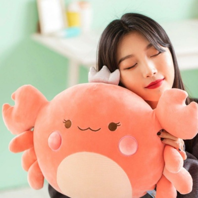 Kawaii Plushies The Crab Queens Cute Stuffed Animals