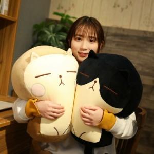 Kawaii Plushies Warm Toast Cat Cute Stuffed Animals