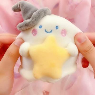 Kawaii Plushies Spooky Ghost Couple Plushies Cute Stuffed Animals