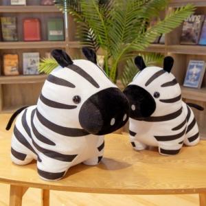 Kawaii Plushies Zoe the Zebra Cute Stuffed Animals