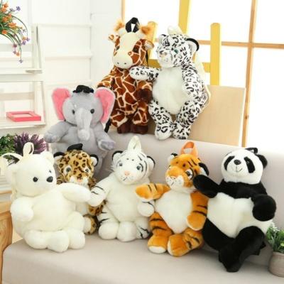 Zoo Friends Backpack Cute Kawaii Bag
