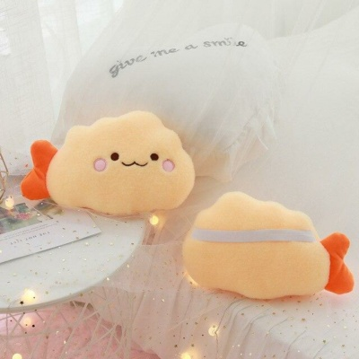 Kawaii Plushies Kawaii Tempura Shrimp Plush | NEW Cute Stuffed Animals