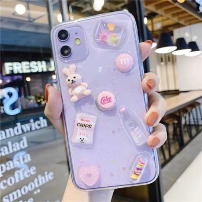 Kawaii Phone Case For Iphone7/7P/8/8Plus/X/Xs/Xr/Xsmax/11/11Pro/11Pro Max/12/12Mini/12Pro/12Promax
