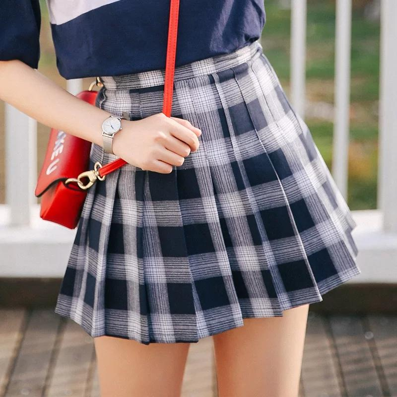 Kawaii Cute Preppy Style Skirt