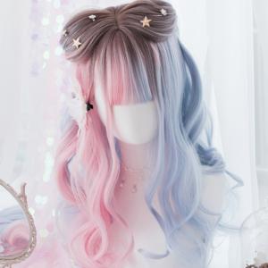 Cute Pastel Cosplay Wig