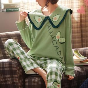 Cute Avocado Pajamas