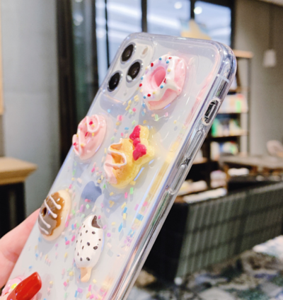 Cake Phone Case For iPhone For iPhone6 6s 6plus 7 7plus 8 8plus X XS XR XSMAX 11 11pro 11promax