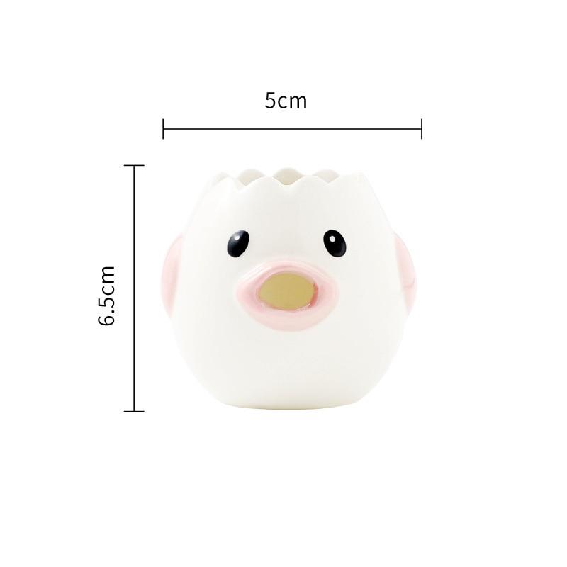 Kawaii Ceramic Egg Separator – Special Edition