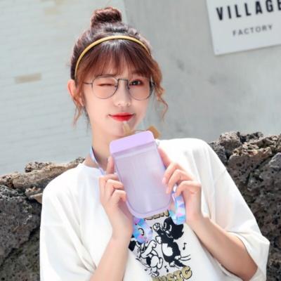 Kawaii Ice Cream Water Bottle