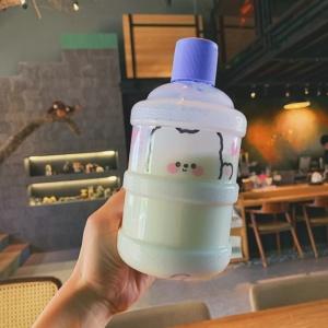 Big Kawaii Bottle Cute Bear Water Bottle