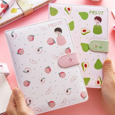 Kawaii Fruit Notebook Cute Planner Diary