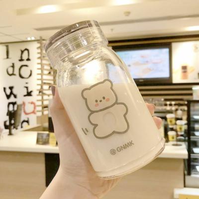 Cute Kawaii Bear Bottle