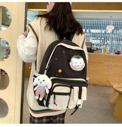 Kawaii Harajuku Ita Style Canvas Backpack