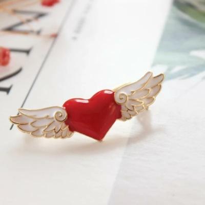 Kawaii Angel Wing Pin