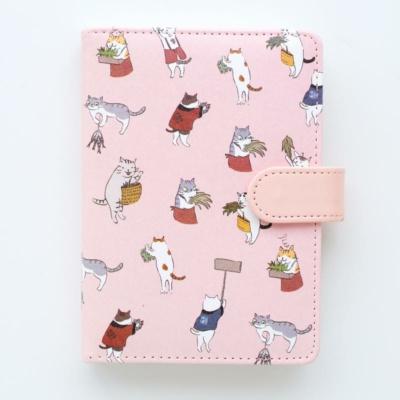 Cute Cat Japanese Style Kawaii Notebook
