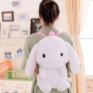 Rabbit Backpack Cute Bag