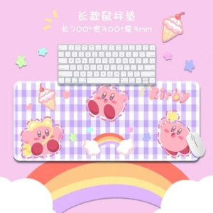 Kirby Mouse Pad