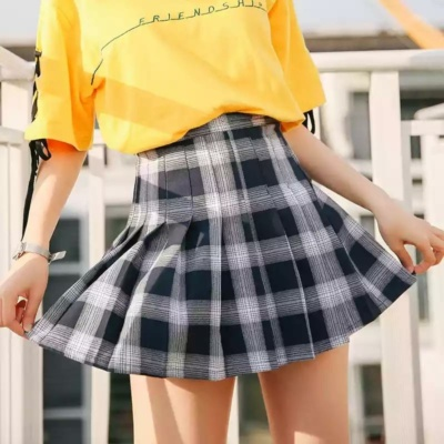 Kawaii Cute Preppy Outfits Skirt