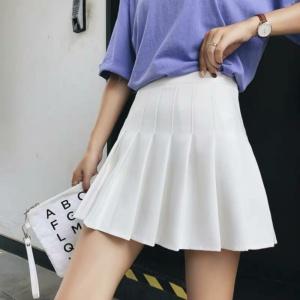 Soft Skirt Cute Kawaii Girl