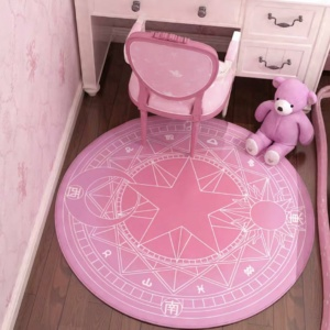 Sakura Magic Floor Mat