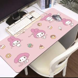 Cute My Melody Mouse Pad