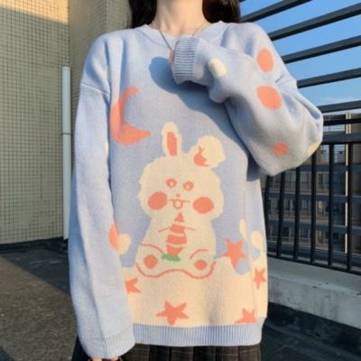 Rabbit Sweater Cute Kawaii