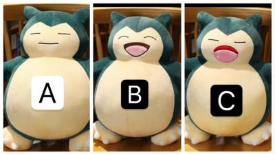Snorlax Stuffed Animal Cute Kawaii Plush Toy