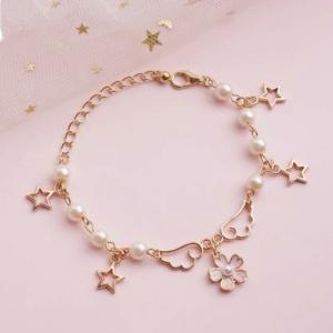 Sakura Bracelet Cute Kawaii