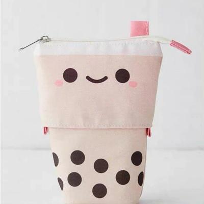 Kawaii Bubble Tea Pencil Case