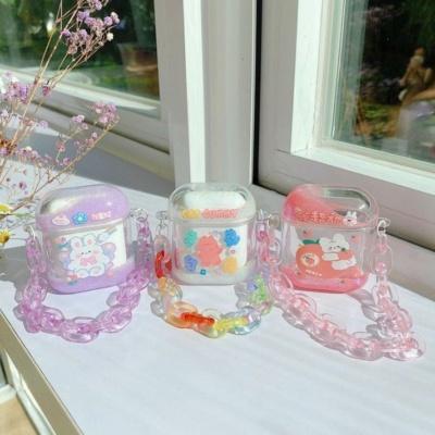 Kawaii Glitter Fairies Airpods Case 1 & 2 Pro