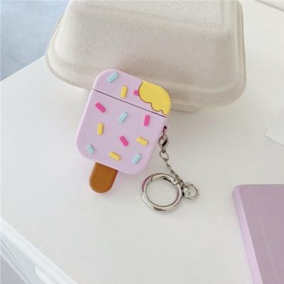Kawaii Ice Cream Airpods Case 1 & 2 Pro