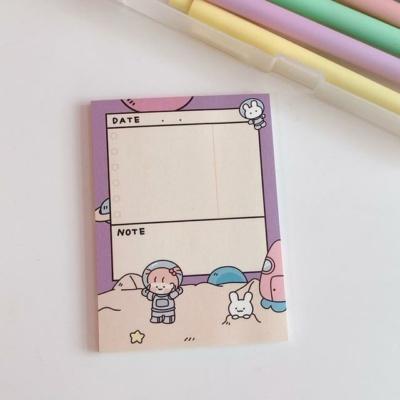 Kawaii Bella & Mimi Memo Pad
