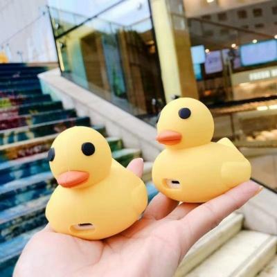 Kawaii Rubber Duck Airpods Case 1 & 2
