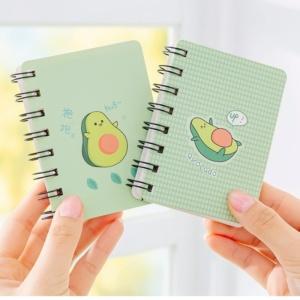 Adorable Avocado Mini Notepad