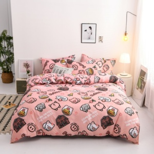 You Are The Best Pastle 3/4 Pcs Bedding Set