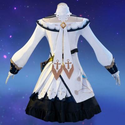 Kawaii Barbara From Genshin Impact Halloween Cosplay Costume