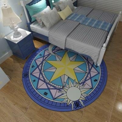 Magical Girl Pastel Kawaii Magic Floor Mat
