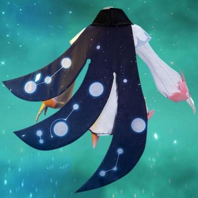 Kawaii Genshin Impact Paimon Halloween Cosplay Costume