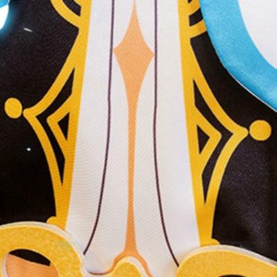 Kawaii Genshin Impact Player Female Traveler Cosplay Costume