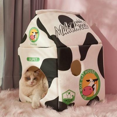 Kawaii Cute Cat/Dog Beds