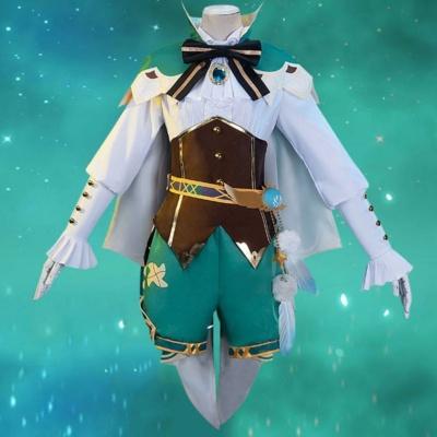 Kawaii Venti From Genshin Impact Halloween Cosplay Costume