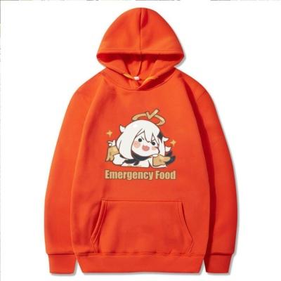 Kawaii Cute Emergency Food Hoodies