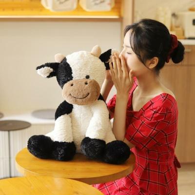 Kawaii Cute Spotty Cow Plush